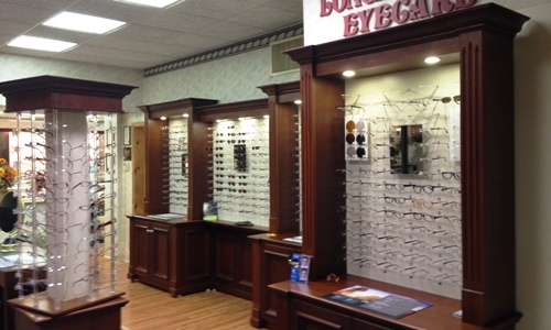 New Style at Longmeadow Eyecare